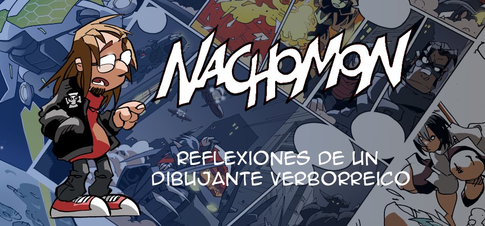 Nacho Comic & Geek Stuff